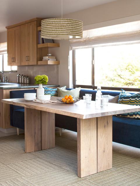 Cozy Family Home contemporary-dining-room