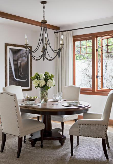 Craftsman Charm transitional-dining-room