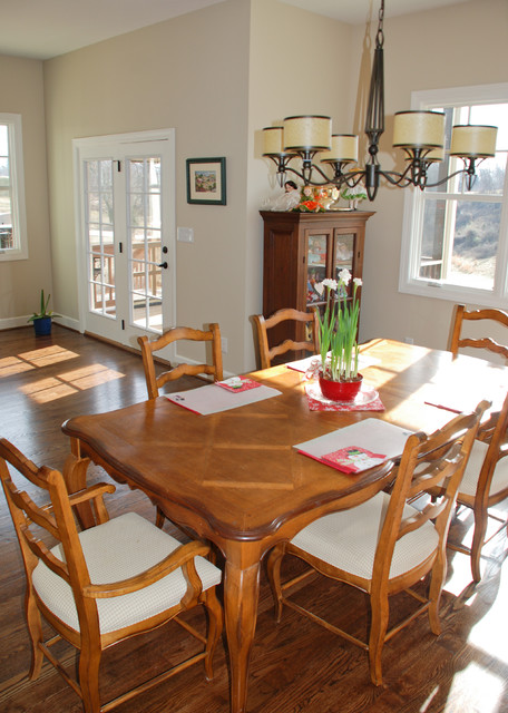 Craftsman Style Home In The Preserve At Oakwood
