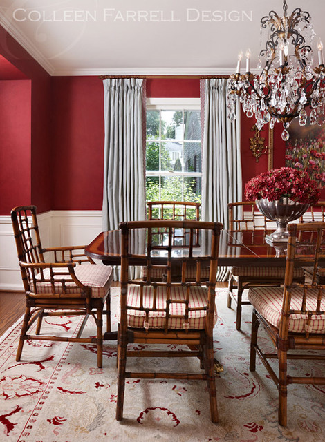 Cranbrook traditional-dining-room