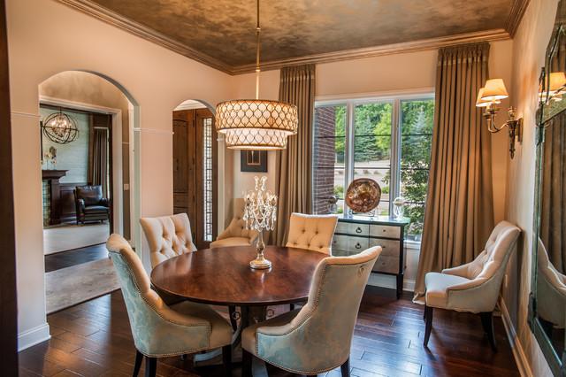 Cranbrook Custom Homes - Custom Colonial traditional-dining-room