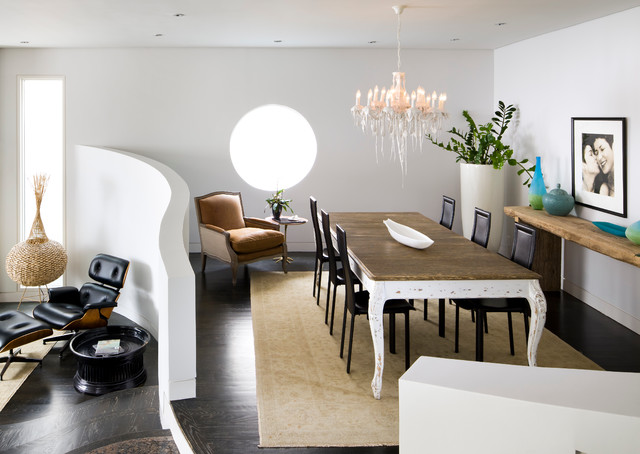Cranbrooke ave. Residence contemporary-dining-room