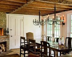 Crisp Architects farmhouse-dining-room