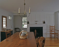 Crows Pond House Dining Room traditional dining room