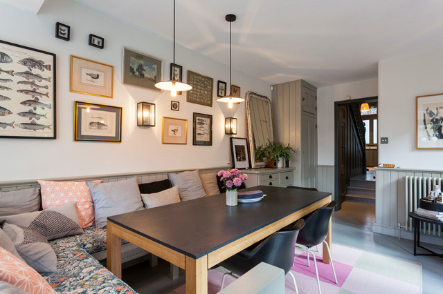 My houzz a classic victorian house gets a bright and airy for Redesign my room