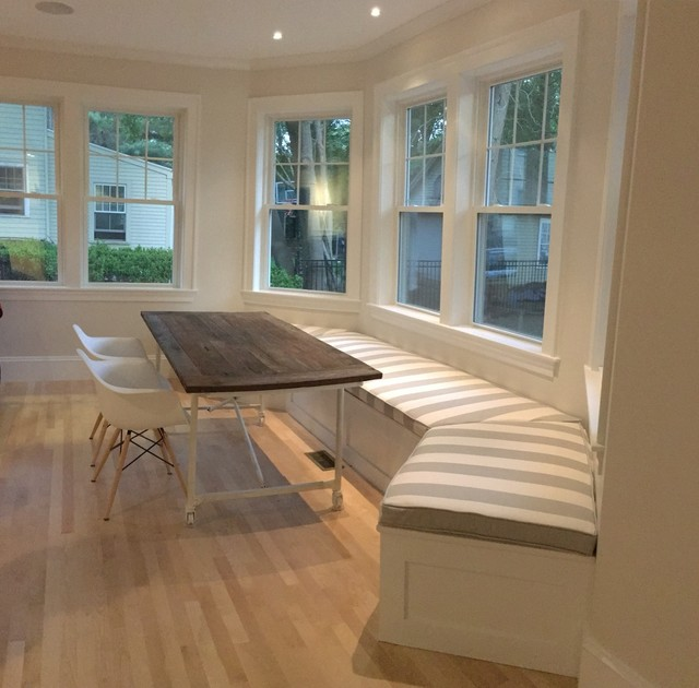Contemporary Cushions For Bay Windows