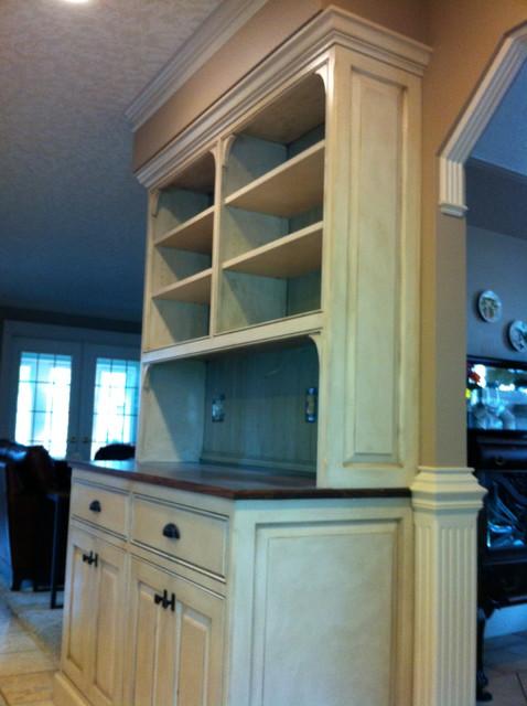 Custom Built Furniture traditional-dining-room