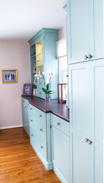 Olney Md Custom Cabinet Built In