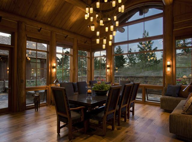 Custom Design 10 (SF Hamilton) traditional-dining-room