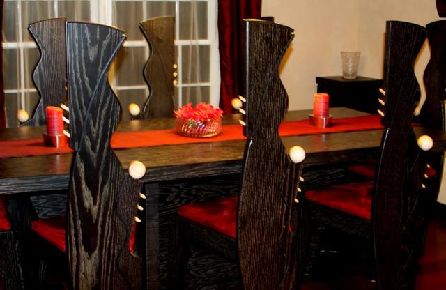 custom dining furniture metro atlanta best dining room furniture atlanta contemporary