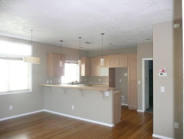 Custom Homes dining-room