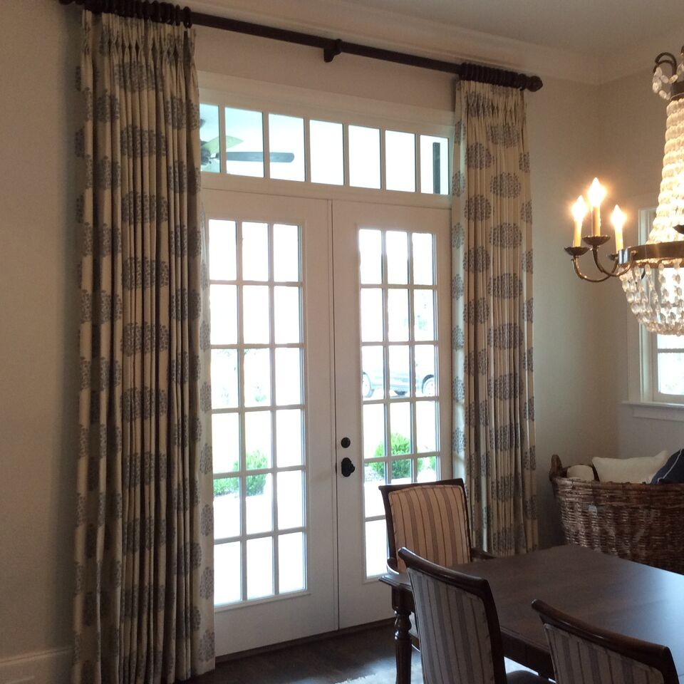 Custom Kitchen Window Treatments