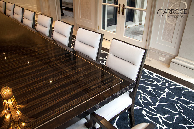 Custom Made Dining Room Tables - Home Design Ideas