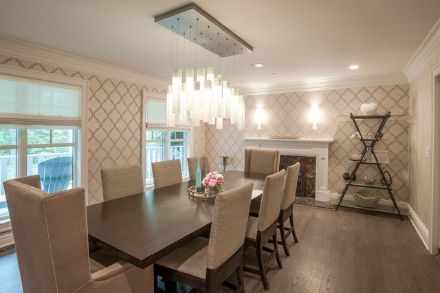 Custom Made Tanzania Dining Room Chandelier Modern Dining Room