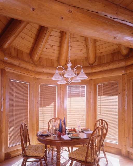 Custom Milled (Cashiers) dining-room