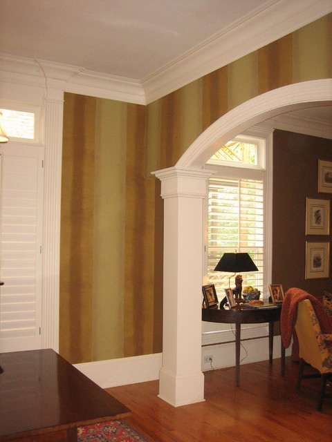 Custom Painting Projects Traditional Dining Room