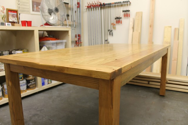 custom rustic tables rustic dining room orange county by ryan