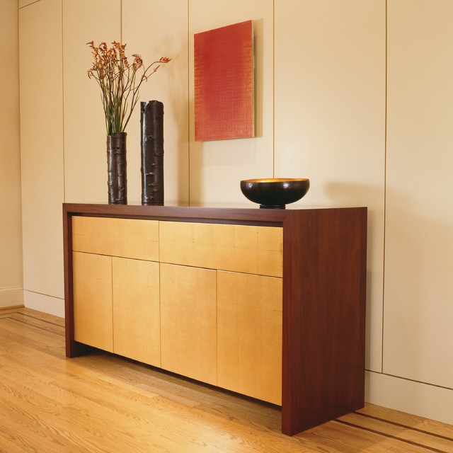 Custom Sideboard - Contemporary - Dining Room - DC Metro - by ...
