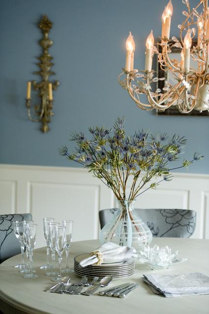 Custom Tables traditional-dining-room