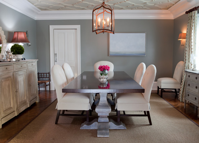 Custom tables contemporary dining room new york by for Hathaway furniture new york