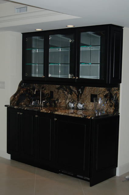 custom wall units traditional dining room other