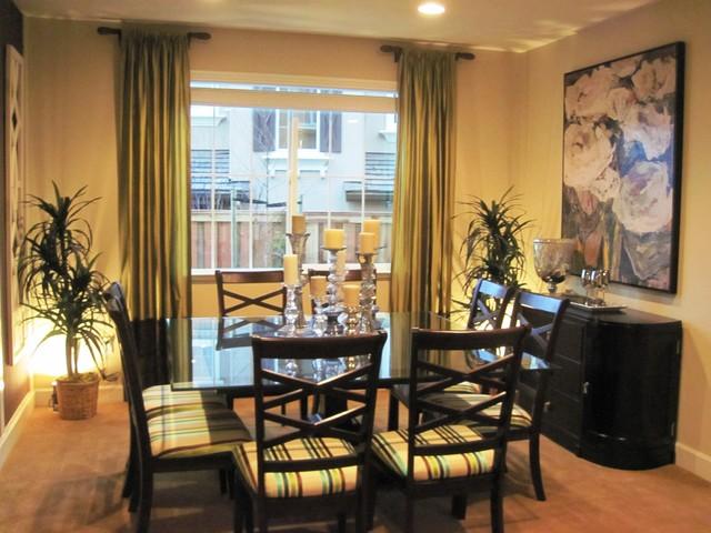 Dakota contemporary-dining-room