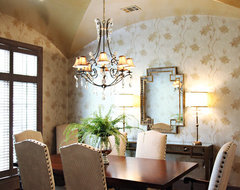 Dallas project traditional-dining-room