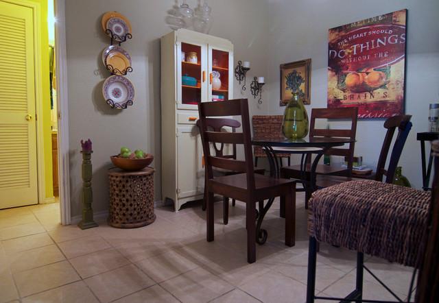 Dallas, TX: Felix & Joseph eclectic-dining-room
