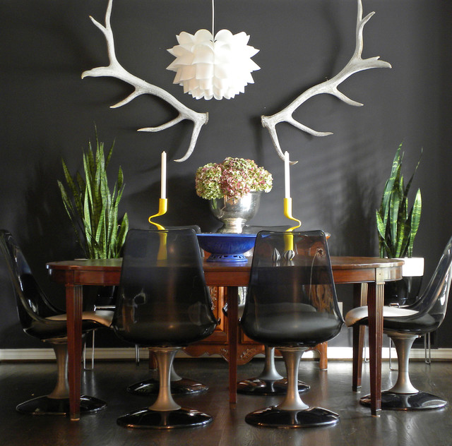 Dallas TX Lyndsey Steve Eclectic Dining Room Dallas by
