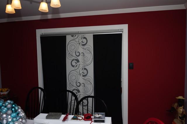 Danbury Home contemporary-dining-room