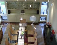 Danenberg Design eclectic-dining-room