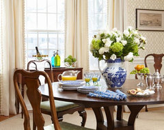 Darien Home traditional-dining-room