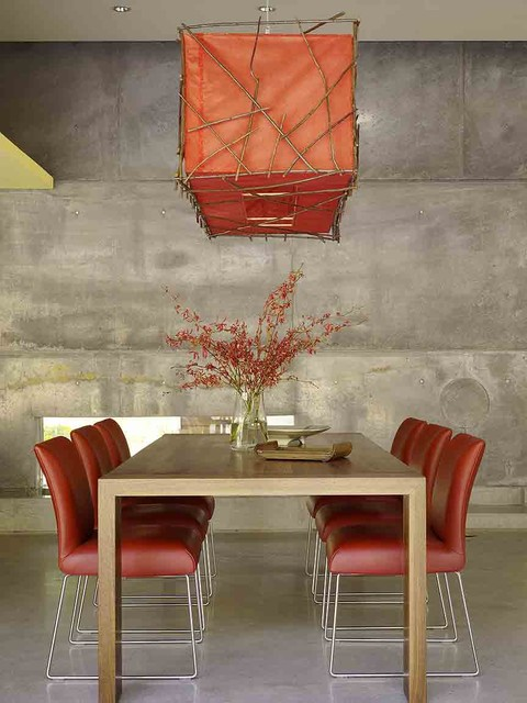 David Ward contemporary-dining-room