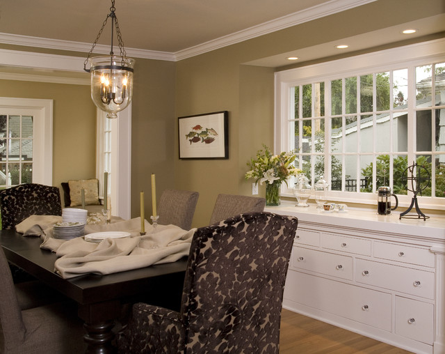 Dazzling Dining Room traditional-dining-room