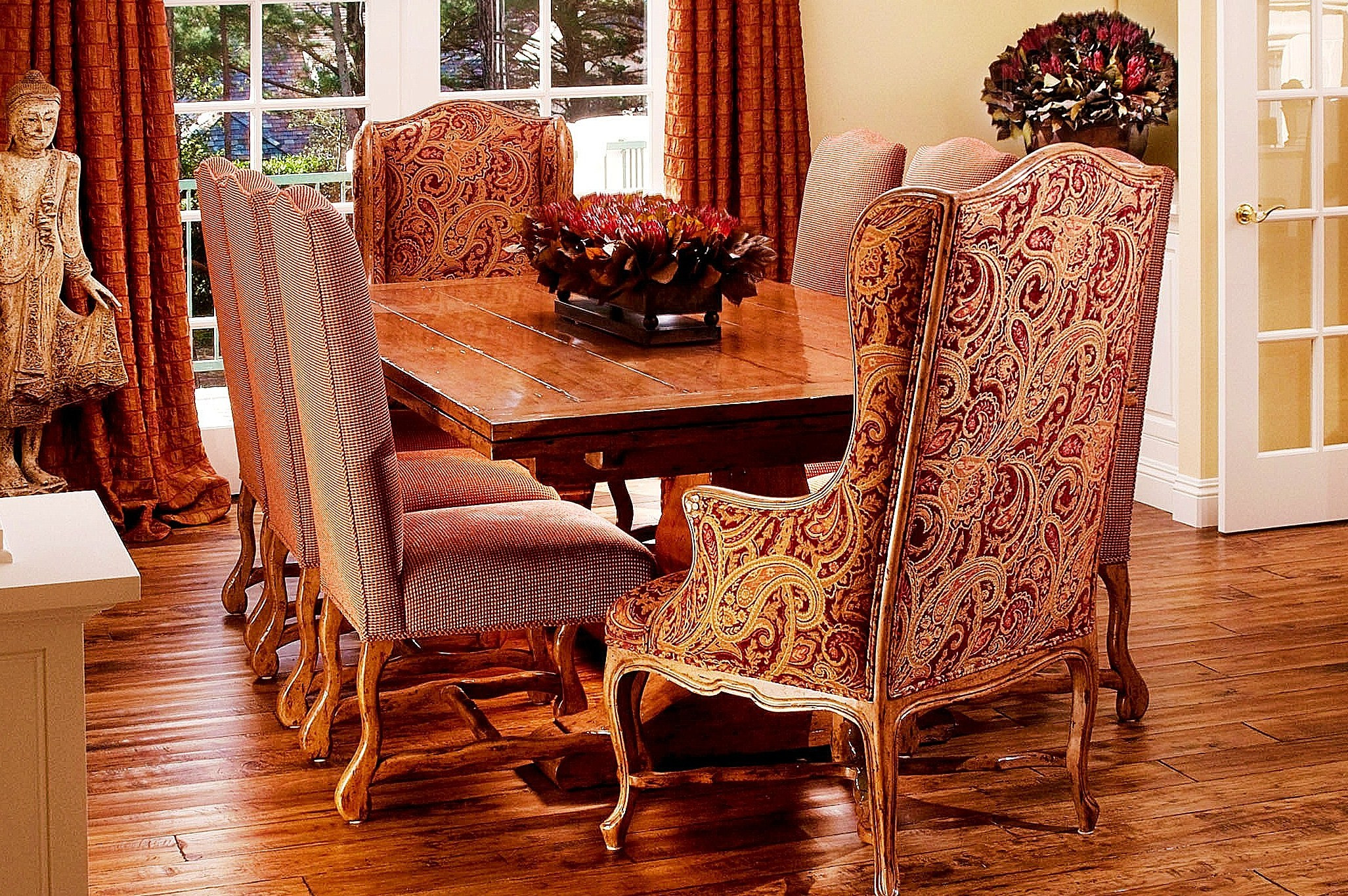 Picture of: Host And Hostess Chair Houzz