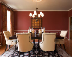 Decor by Denise Dining Room traditional dining room
