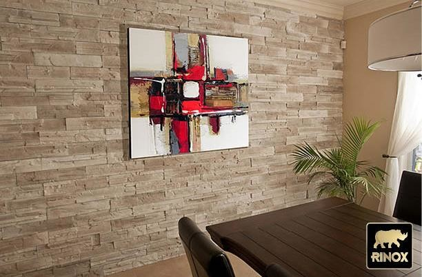 Decorative Wall Products Contemporary Dining Room