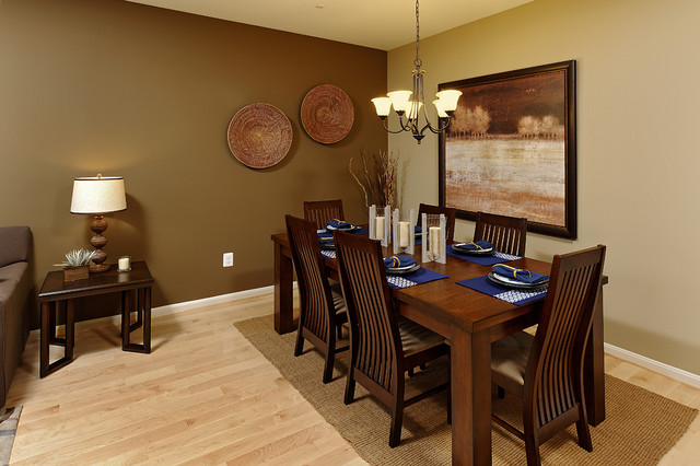 Deep Harbour Morgan Contemporary Dining Room Other Metro By Beazer Homes Maryland