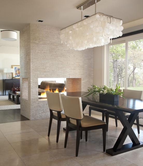 Denver Ranch Contemporary Dining Room Denver By D D Interiors Mikhail Dantes