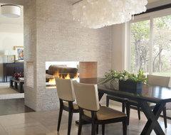 Denver Ranch contemporary-dining-room