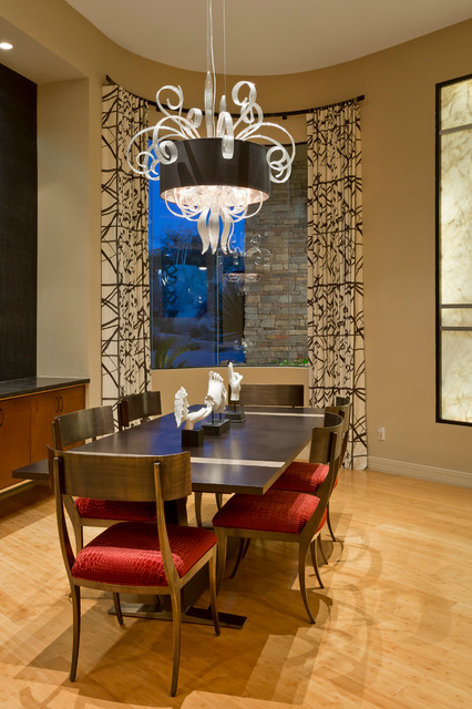 Desert Mountain- Sunset Canyon- Contemporary contemporary-dining-room