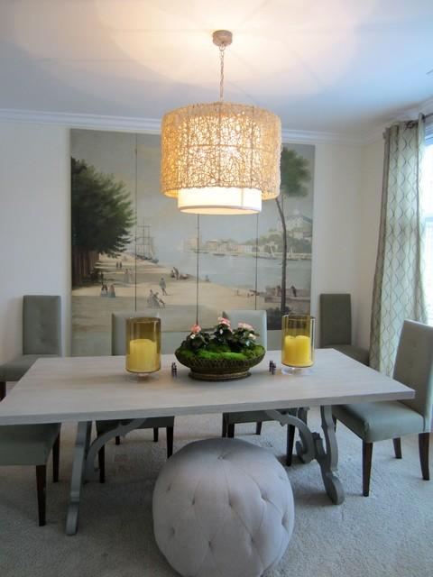 Design Vignettes traditional-dining-room