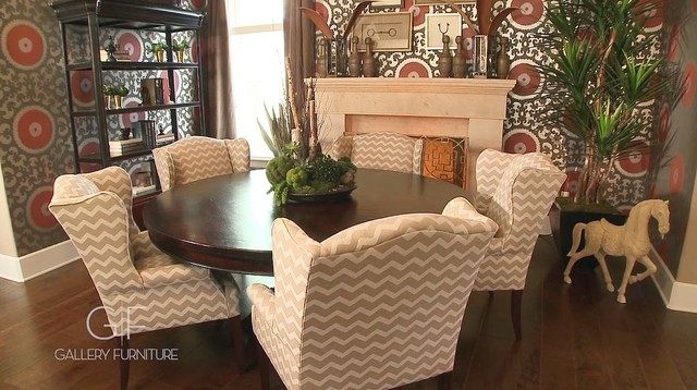 designed by gallery furniture austin home asian