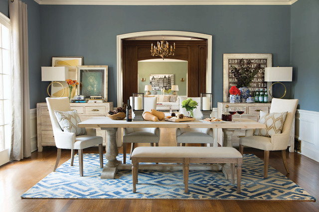 Exceptional Designed By Jeff Lewis   Winter 2014 Catalog Traditional Dining Room