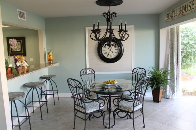 Designer Rooms traditional-dining-room
