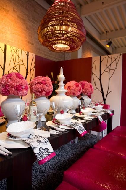 DIFFA San Francisco - 2009 contemporary-dining-room