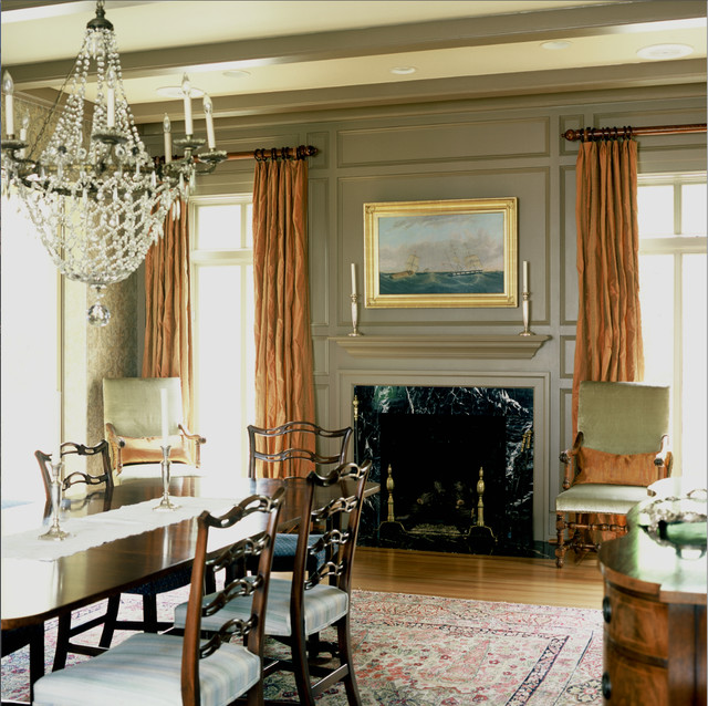 Dillow Hall traditional-dining-room