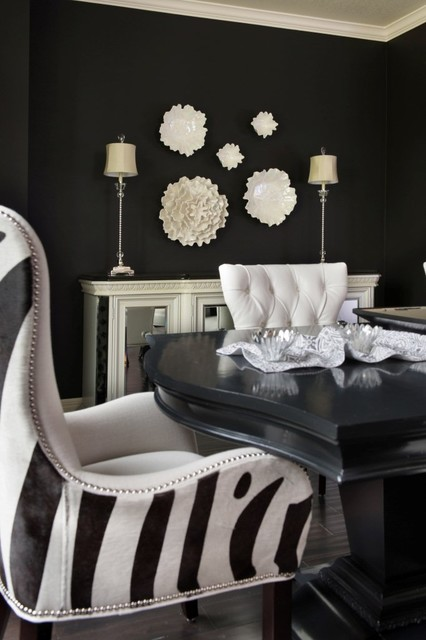 Dine and Dazzle modern-dining-room