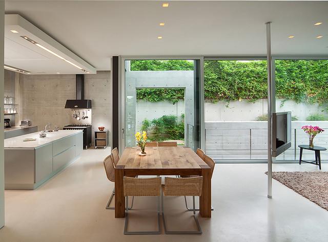 dinig room modern-dining-room