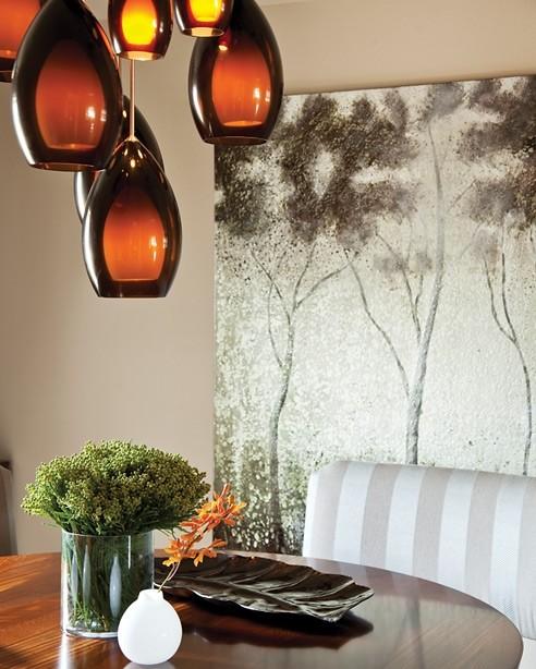 Dining Area Lighting modern-dining-room